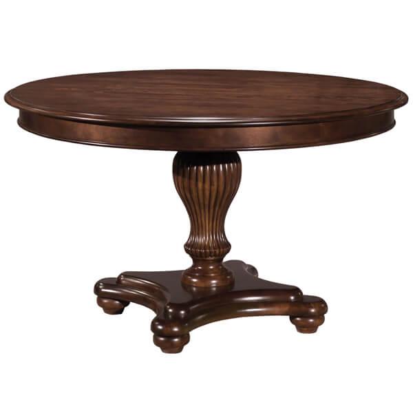 Antique Round Dining Table Design KMM 012