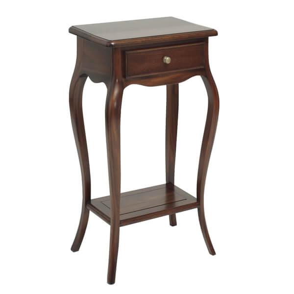 Classic Designs Mahogany Bedside Table KKN 021