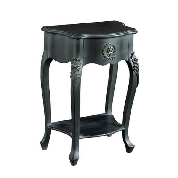 Classic Designs Mahogany Bedside Table KKN 023