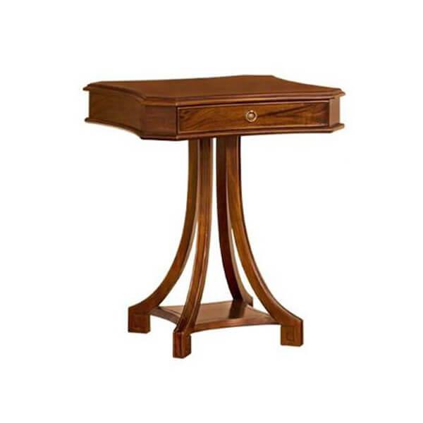 Classic Designs Mahogany Bedside Table KKN 026