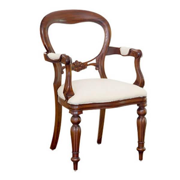 Classic Dining Armchairs Design KMK 026