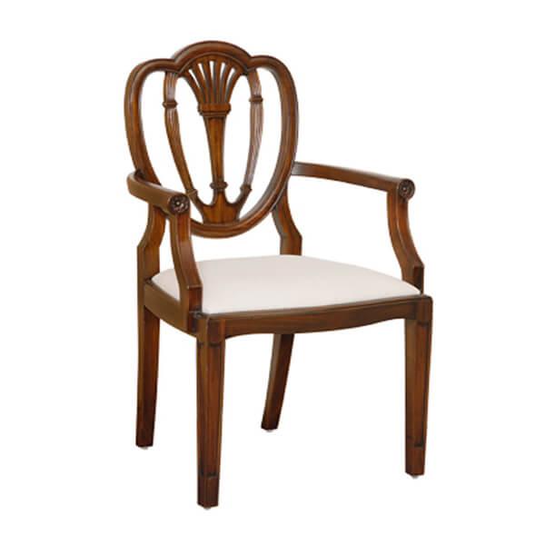 Classic Dining Armchairs Design KMK 029