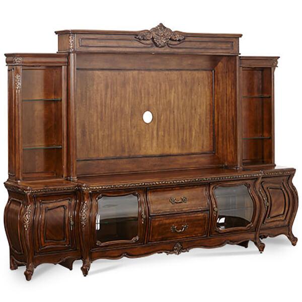 Classic TV Cabinet Designs KTV 014