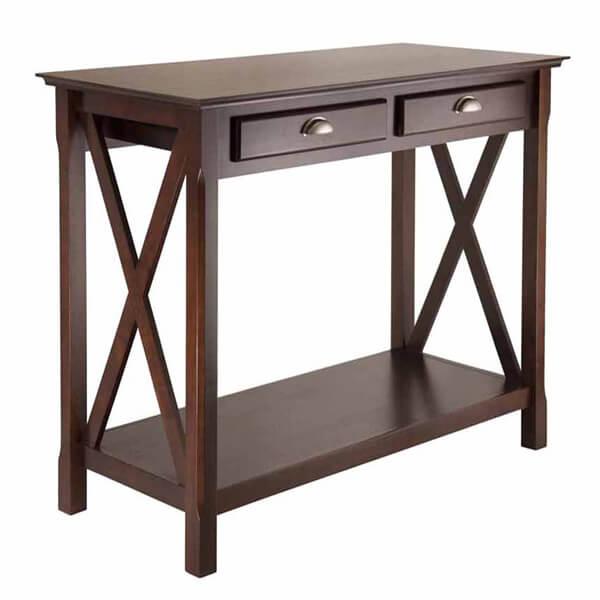 Simple Design Teak Console Table KKK 001
