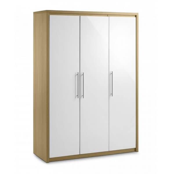 Simple Design Teak Wardrobe KLM 004