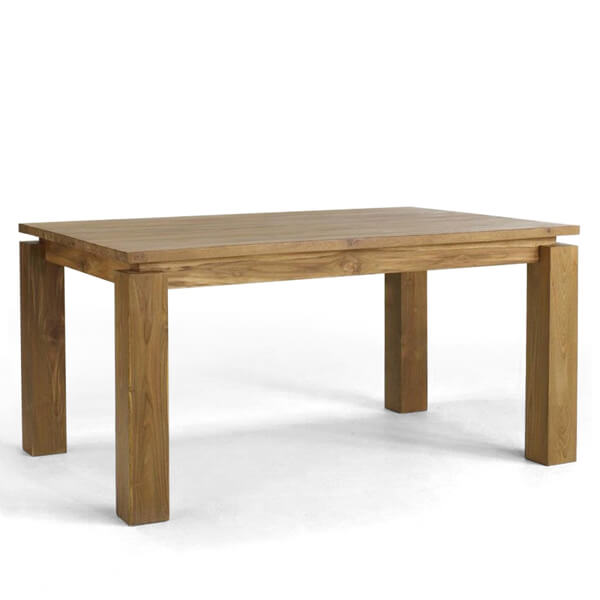 simple designs recta dining table kmm 006