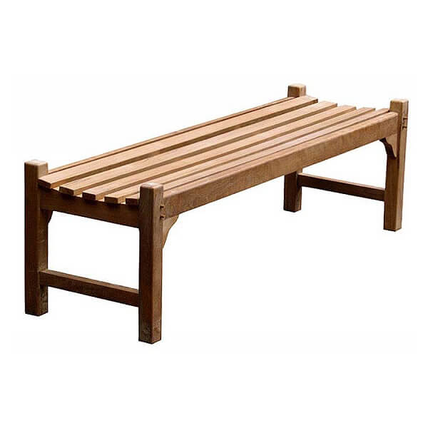 Teak Outdoor Bench