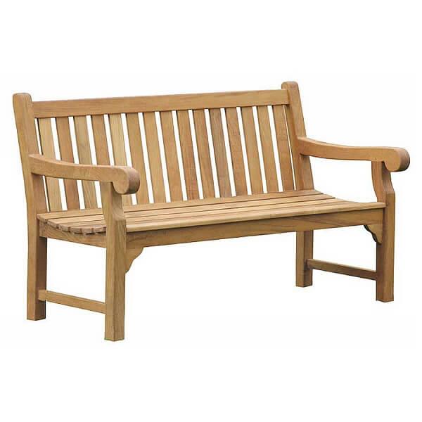 Teak Outdoor Classic Bench