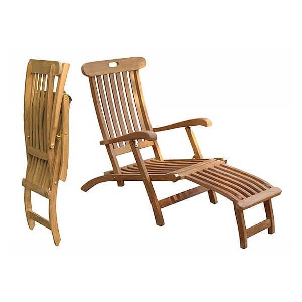 Teak Classic Deck Chairs