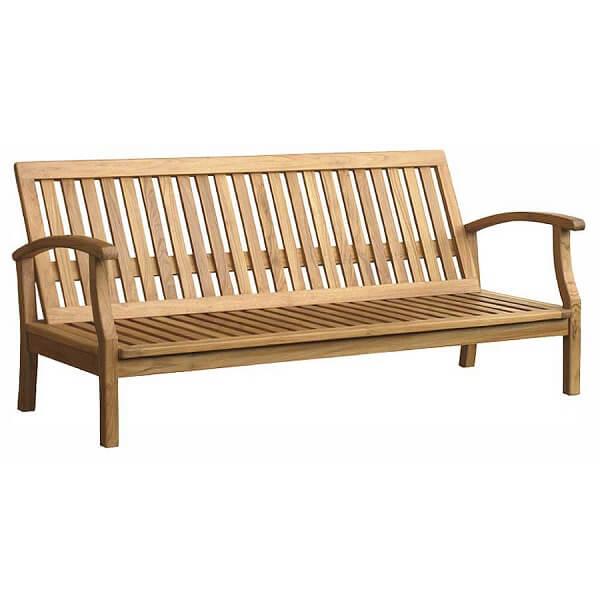 Teak Outdoor Deep Seating Bench KTC 130