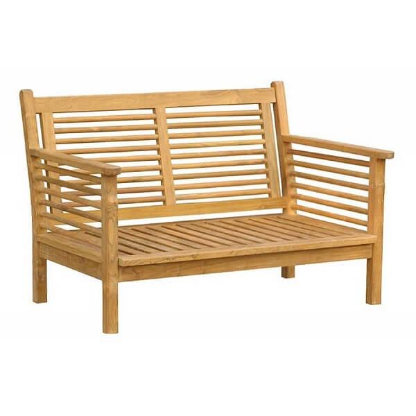Teak Outdoor Deep Seating Bench KTC 149