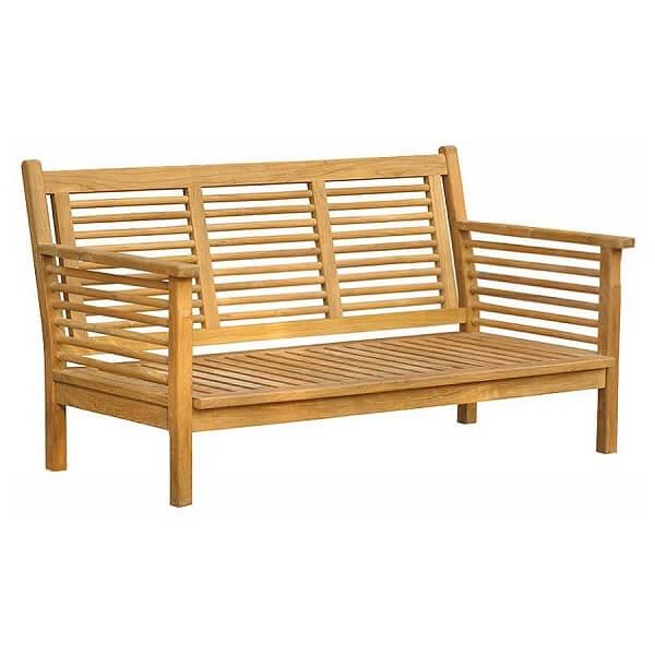 Teak Outdoor Deep Seating Bench KTC 150