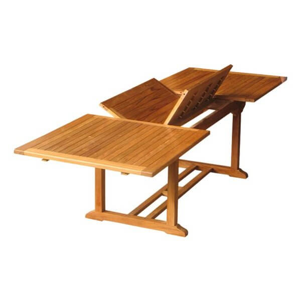 Teak Recta Extension Table KTT 055