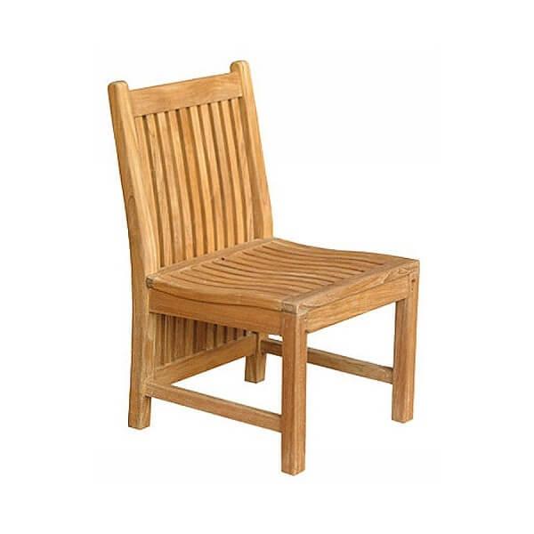 Teak Outdoor Fixed Chairs KTC 039