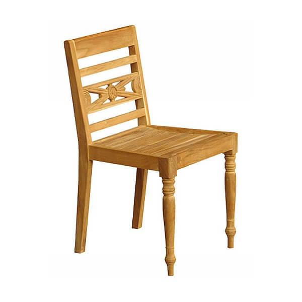 Teak Outdoor Fixed Chairs KTC 080