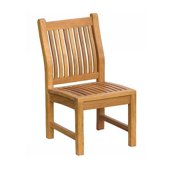 Teak Outdoor Fixed Chairs KTC 089