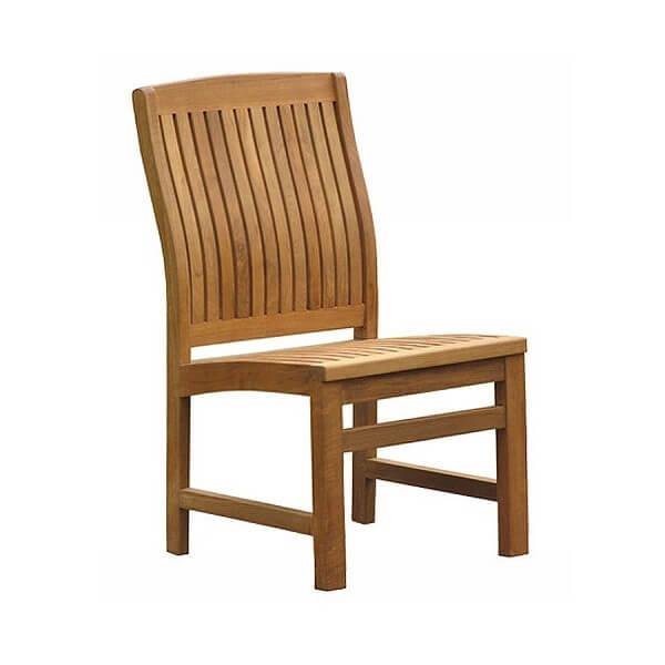 Teak Outdoor Fixed Chairs KTC 092