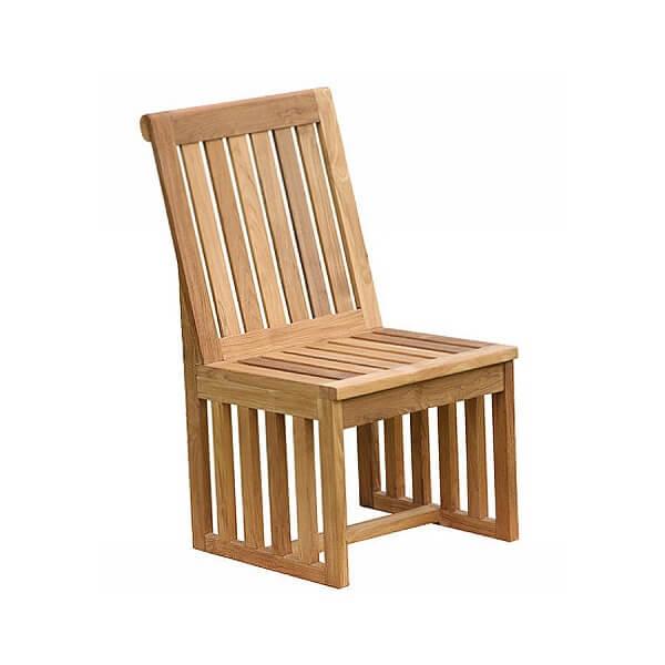 Teak Outdoor Fixed Chairs KTC 102