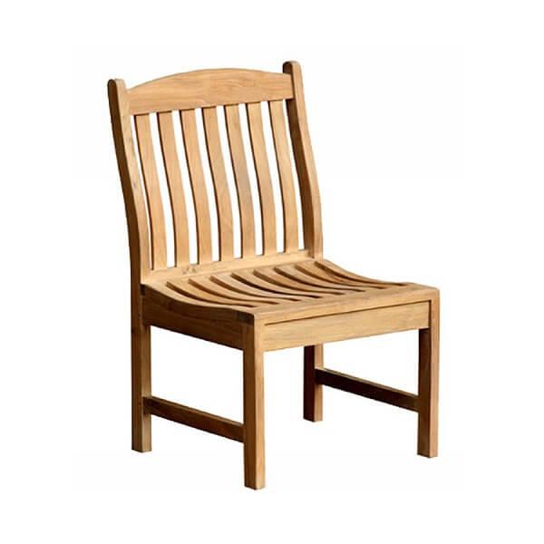Teak Outdoor Fixed Chairs KTC 139