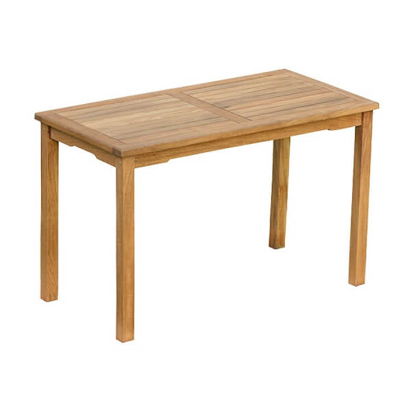 Teak Outdoor Fixed Table KTT 002