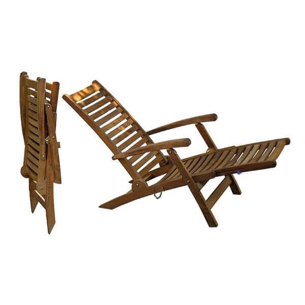 Teak Outdoor Folding Chairs KTC 022