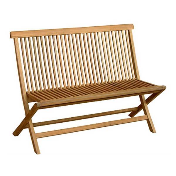 Teak Outdoor Folding Chairs KTC 025