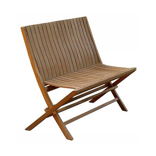 Teak Outdoor Folding Chairs KTC 094