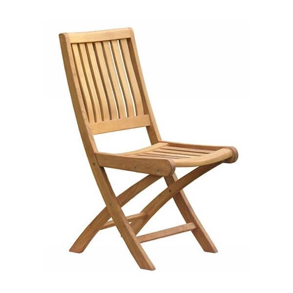 Teak Outdoor Folding Chairs KTC 142
