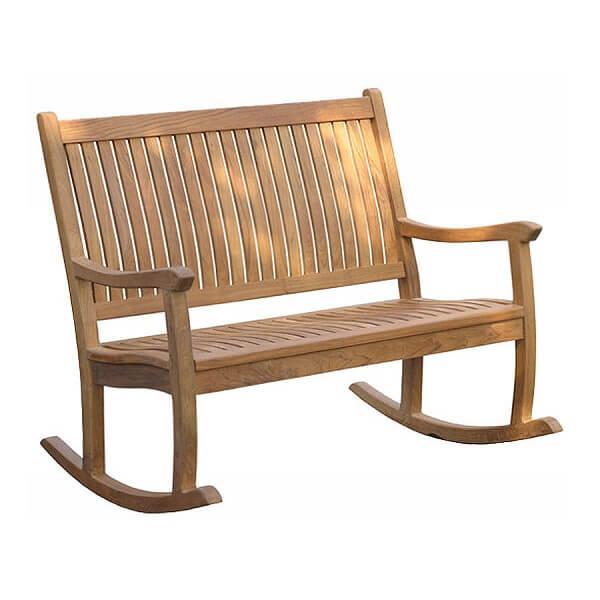 Teak Outdoor Rocking Chairs KTC 062