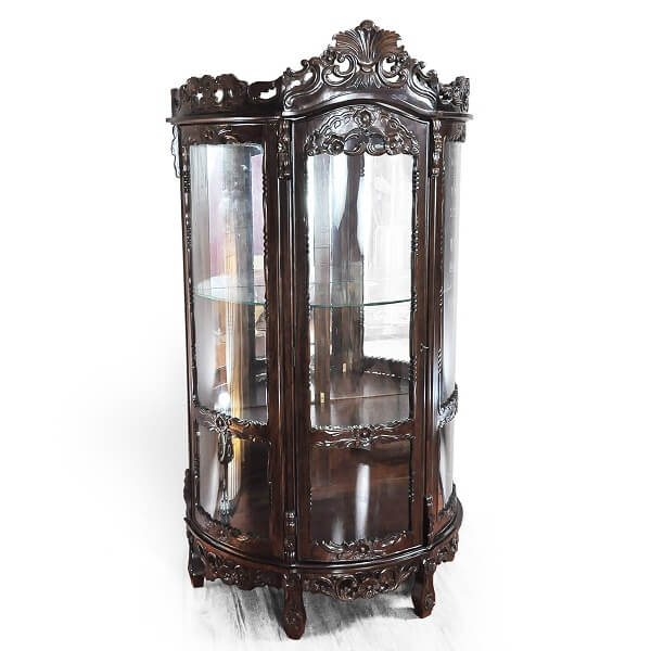 Antique Display Glass Cabinets KLP 010
