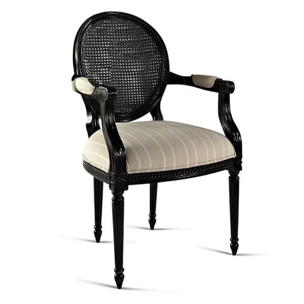 Classic Dining Armchairs Designs KMK 046