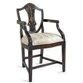 Simple Design Dining Chairs Kmk 016 Teak Wood