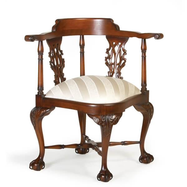 Classic Dining Armchairs Designs KMK 058
