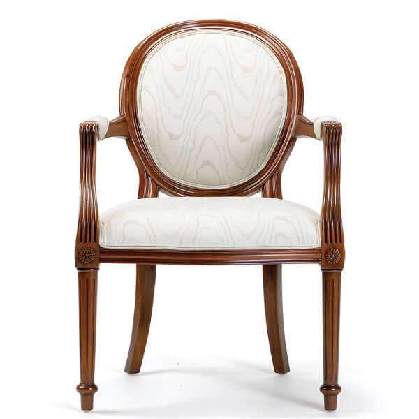 Classic Dining Armchairs Designs KMK 061