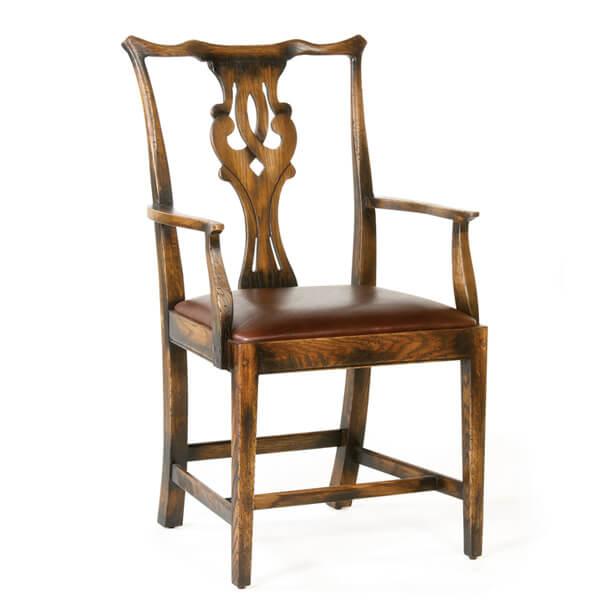 Classic Dining Armchairs Designs KMK 063