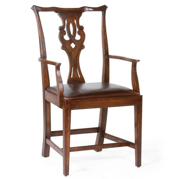 Classic Dining Armchairs Designs KMK 068