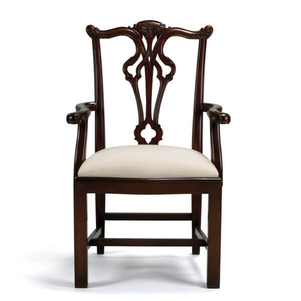 Classic Dining Armchairs Designs KMK 070