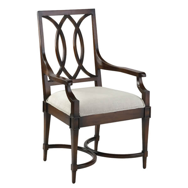 Classic Dining Armchairs Designs KMK 082