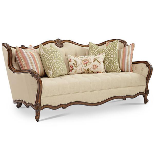 Classic Carved Sofa KKS 004