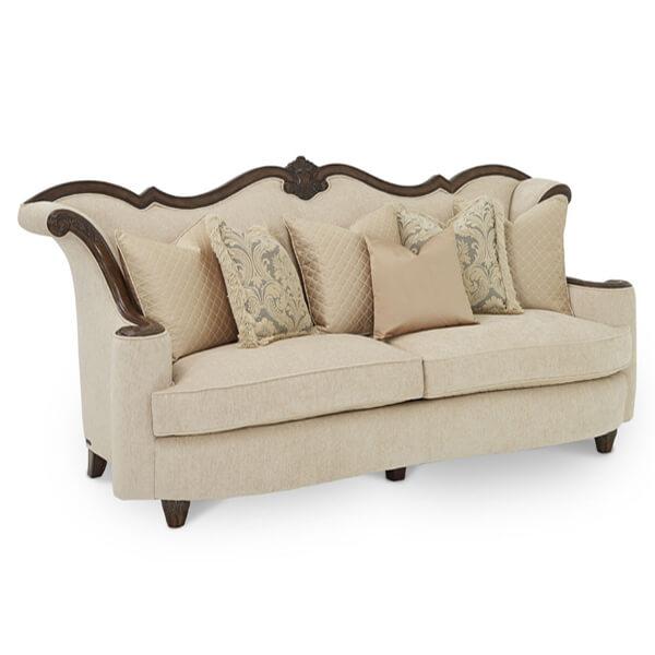 Classic Living Sofa Design KKS 007