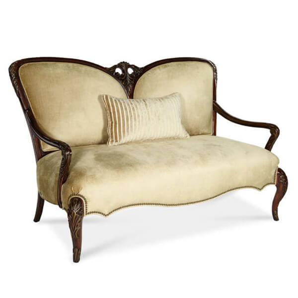 Classic Living Sofa Design KKS 010
