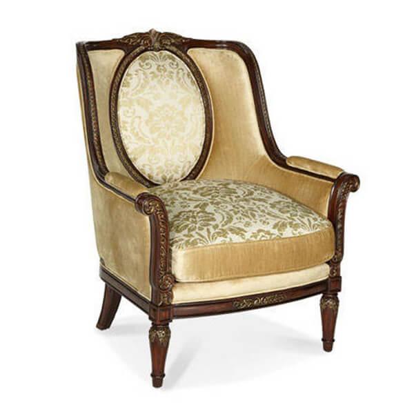 Classic Living Sofa Design KKS 014