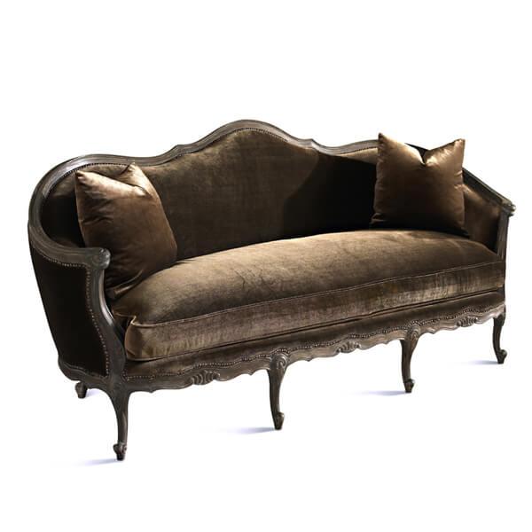 Classic Living Sofa Design KKS 021