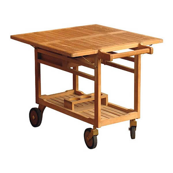 Home Accessories Outdoor Serving Trolley KHC 017