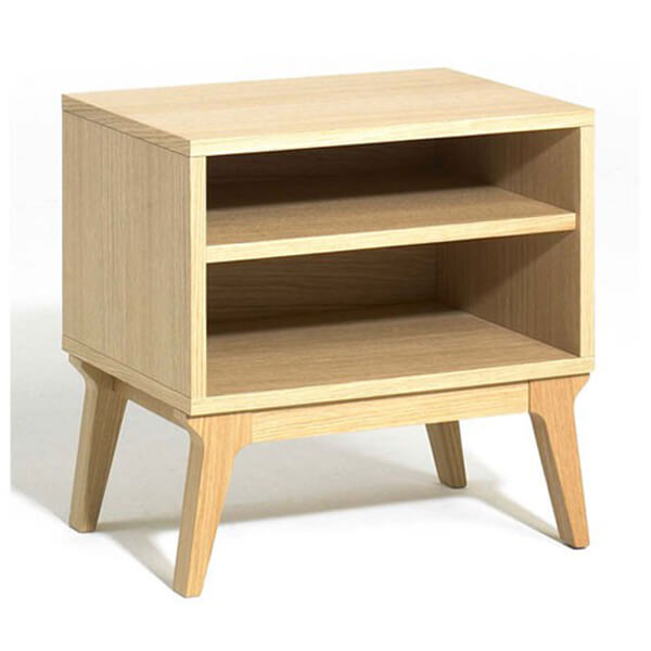 Pinterest  The World's Catalog Of Ideas. Extraordinary Stunning Simple Oak  Classic Bedside Table ...