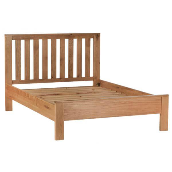Simple Design Teak Bed KKB 008
