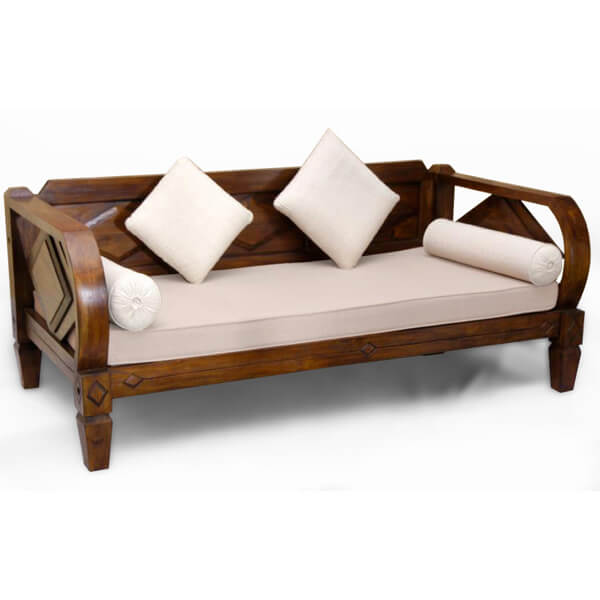 Simple Design Teak Daybeds KKD 005