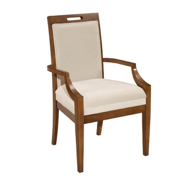 Simple Dining Armchairs Designs KMK 004