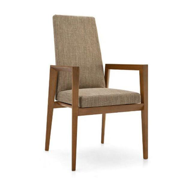 Simple Dining Armchairs Designs KMK 007