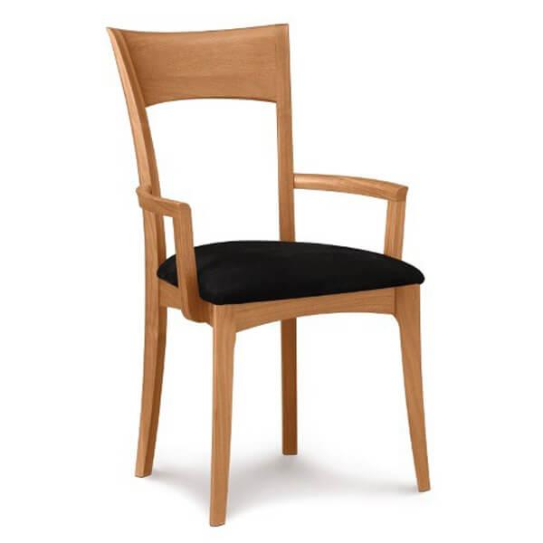 Simple Dining Armchairs Designs KMK 011